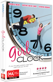 Girl Clock DVD cover