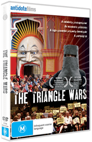 The Triangle Wars DVD cover