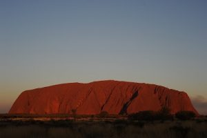 Utopia Ayers Rock