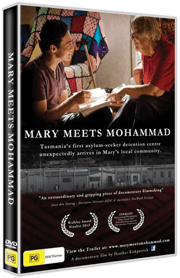 Mary Meets Mohammad DVD cover