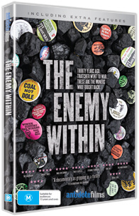The Enemy Within DVD cover