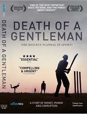 Death of a Gentleman movie poster