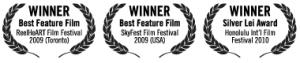 Four of a Kind - film award laurels