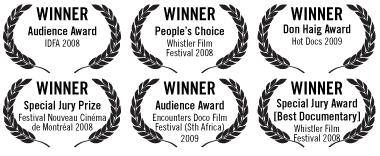 Rip film award laurels