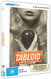 4413 Tabloid DVD
