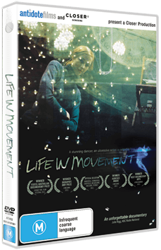 Life in Movement DVD cover