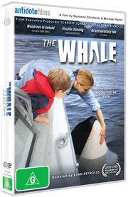 The Whale DVD cover