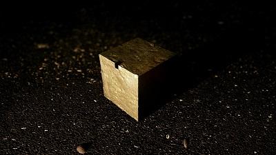 Pandoras promise - cube of uranium
