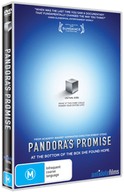 4447 Pandoras Promise DVD