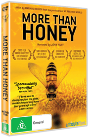 More Than Honey DVD cover