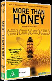 More Than Honey DVD cover