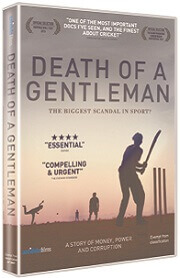 Death of a Gentleman DVD cover
